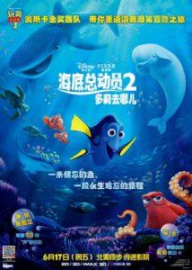 [海底总动员2:多莉去哪儿|Finding Dory][2016][1.37G]
