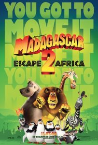 [马达加斯加2:逃往非洲 Madagascar: Escape 2 Africa][2008][1.27G]