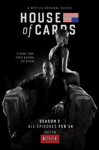 [纸牌屋 第二季|House of Cards Season 2][2014]