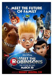 [拜见罗宾逊一家|Meet the Robinsons][2007][1.98G]