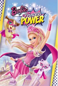 [芭比之公主的力量|Barbie in Princess Power][2015][2.91G]