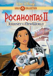 [风中奇缘2|Pocahontas II: Journey to a New World][1998][1.55G]