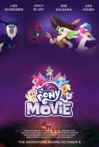 [小马宝莉大电影 My Little Pony: The Movie][2017][1.8G]