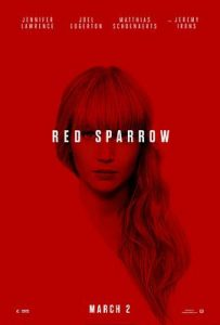 [红雀|Red Sparrow][2018][2.64G]