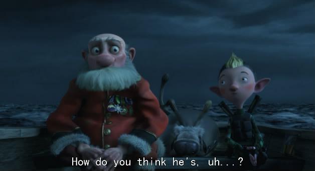 [亚瑟·圣诞|Arthur Christmas][2011][2G]
