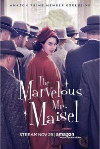 [了不起的麦瑟尔夫人 第一季|The Marvelous Mrs. Maisel Season 1][2017]