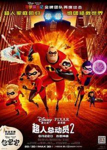[超人总动员2|Incredibles 2][2018][2.4G]