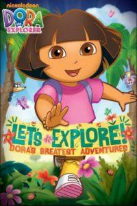 [爱探险的朵拉 第1-3季|Dora the Explorer Season 1-3]