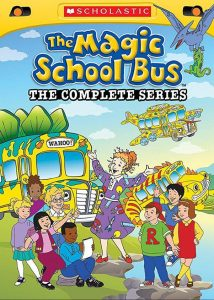 [神奇校车 第1-4季|The Magic School Bus Season 1-4]