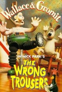 [超级无敌掌门狗:引鹅入室 Wallace & Gromit: The Wrong Trousers][1993]