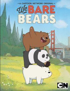 [咱们裸熊 第一季|We Bare Bears Season 1][2015]