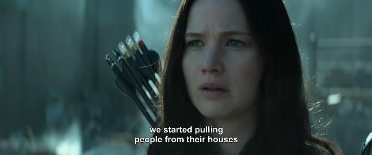 [饥饿游戏3:嘲笑鸟(上)|The Hunger Games: Mockingjay - Part 1][2014][2.46G]