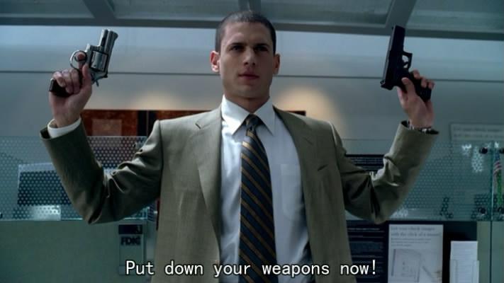 [越狱 第一季|Prison Break Season 1][2005]
