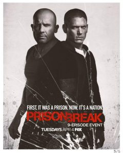 [越狱 第五季|Prison Break Season 5][2017]