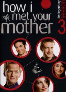 [老爸老妈的浪漫史 第3-9季|How I Met Your Mother Season 3-9]