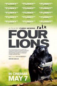 [四头狮子|Four Lions][2010][1.97G]