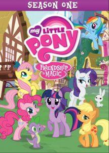 [我的小马驹:友谊大魔法 第1-8季|My Little Pony: Friendship Is Magic Season 1-8]