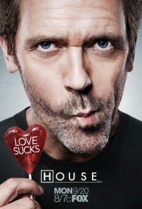 [豪斯医生 第1-8季|House M.D. Season 1-8][720P]