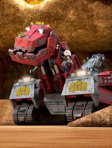 [恐龙卡车 第1-5季|Dinotrux Season 1-5]
