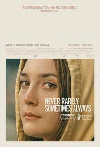 [从不,很少,有时,总是|Never Rarely Sometimes Always][2020][1.92G]