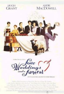 [四个婚礼和一个葬礼|Four Weddings and a Funeral][1994][2.39G]