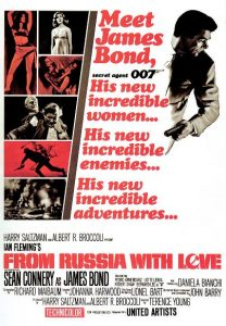 [007之俄罗斯之恋|From Russia with Love][1963][2.2G]