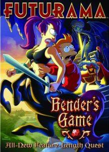 [飞出个未来大电影3:班德的游戏|Futurama: Bender's Game][2008][1.72G]