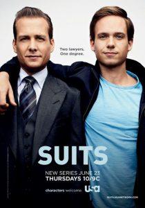 [金装律师 第1-9季|Suits Season 1-9]