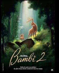 [小鹿斑比2|Bambi 2][2006]