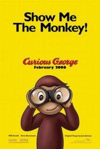 [好奇的乔治|Curious George][2006][1.76G]
