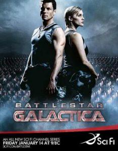 [太空堡垒卡拉狄加 第1-4季|Battlestar Galactica Season 1-4]