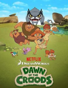 [疯狂原始人的黎明 第1-4季|Dawn of the Croods Season 1-4]