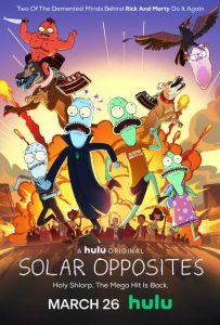 [外星也难民 第二季|Solar Opposites Season 2][2021]