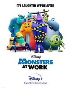 [怪兽上班|Monsters at Work][2021]